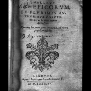 Malleus Maleficarum Cover