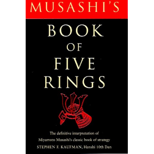 A Book Of Five Rings Cover