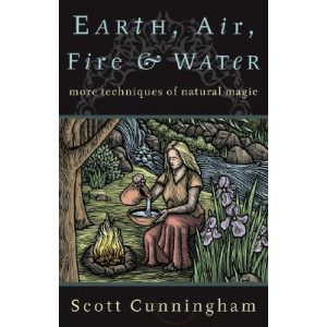 Earth Air Fire And Water More Techniques Of Natural Magic Cover