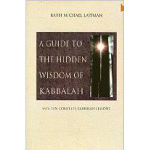 A Guide Of The Hidden Wisdom Of Kabbalah Cover