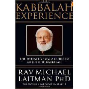 The Kabbalah Experience Cover