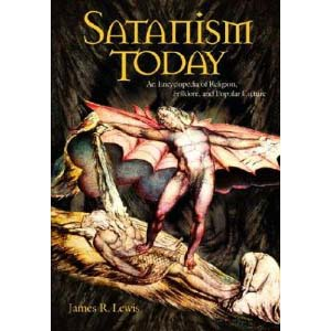 Satanism Today An Encyclopedia Of Religion Folklore And Popular Culture Cover