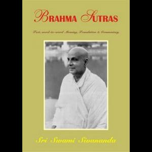 Brahma Sutras Cover