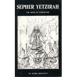 The Sepher Yetzirah Cover