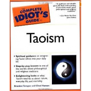 The Complete Idiot Guide To Taoism Cover