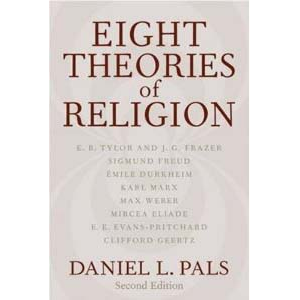 Eight Theories Of Religion Cover