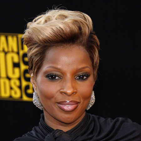 mary j blige songs. Mary J. Blige has only just started to realise she is famous.