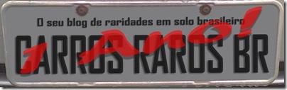 Logo Carros Raros BR 1Ano