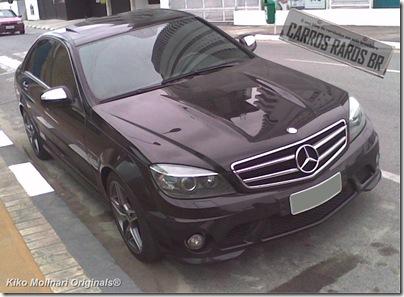 Mercedes Benz C63 AMG black (1-1)[1]