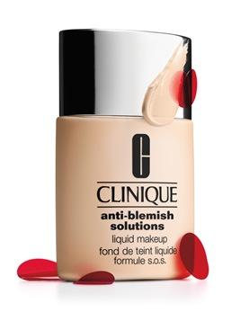Anti-Blemish Solutions Liquid Makeup Ad shot