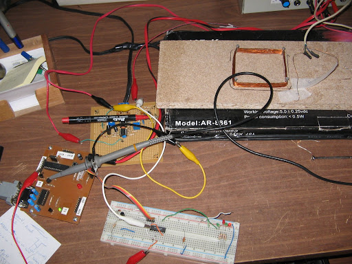 how to build dtmf decoder lm567