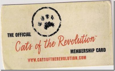 catsoftherevolution