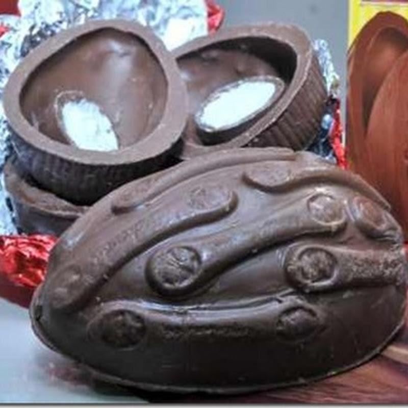 O ovo de páscoa mais caro e luxuoso do Brasil