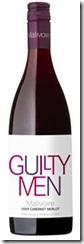 wine - guilty men