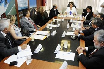 Reunio com o Banco Mundial - Elisa Elsie