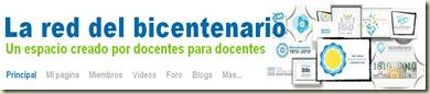la red del bicentenario