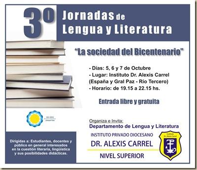 Jornadas Lengua y Literatura