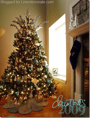 Christmas 2009 Tree NW