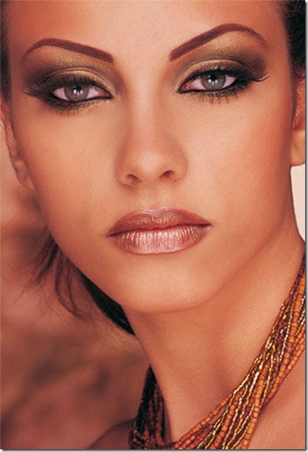 arab make up style _11_