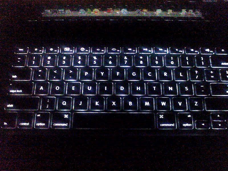 Programmers Keyboard Layout Dvorak Keyboard Layout on my