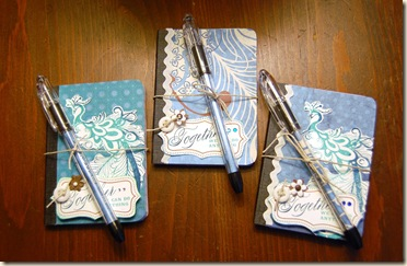 journal pen set