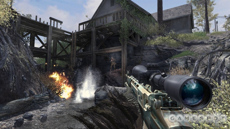 Call of Duty Modern Warfare 2 vs Medal of Honor Teaser