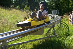 Bobsledding Cole