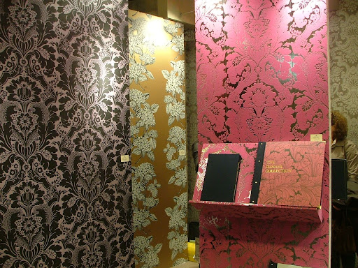 Cole and Son wallpaper Ltd at Maison