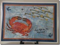 encoustic-crab
