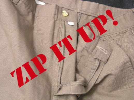 Zip it up!