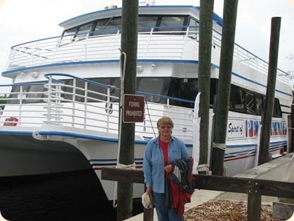 John Pennekamp Glass Bottom Boat 002