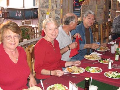 Sue's  B'Day Dinner 018