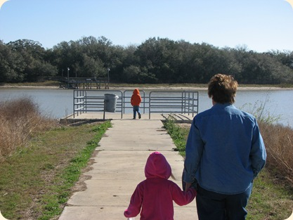Lake Texana - Feb '09 068