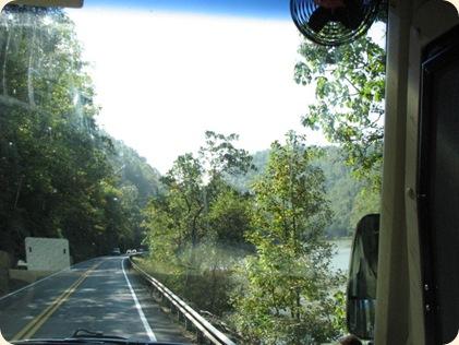 Drive to Cherokee 003