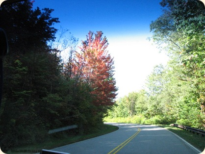 Cherohala Skyway & Dragon's Tail Hwy 001
