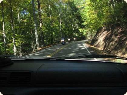 Cherohala Skyway & Dragon's Tail Hwy 140
