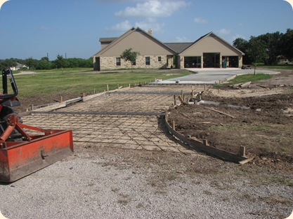 New Driveway Work 028