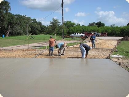 New Driveway Work 010