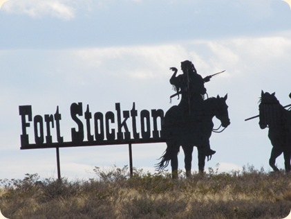 Fort Stockton Sculptor 002