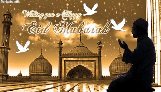 Eid Mubarak scraps