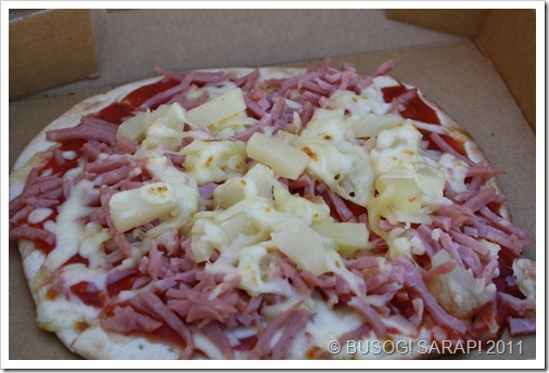 WOOD FIRED TROPPO PIZZA© BUSOG! SARAP! 2011