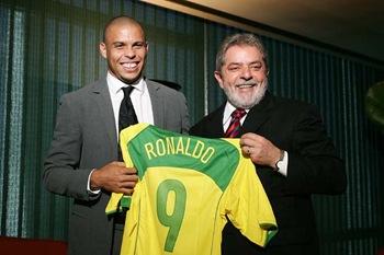 ronaldo lula