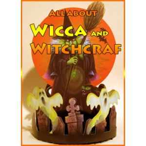 All About Wicca And Witchcraft Cover