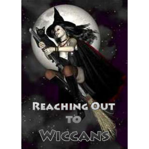 Reaching Out To Wiccans Cover