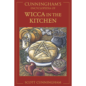 Cunningham Encyclopedia Of Wicca In The Kitchen Cover