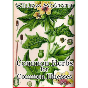 Common Herbs For Common Illnesses Cover