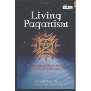 Living Paganism Beyond 101 Cover