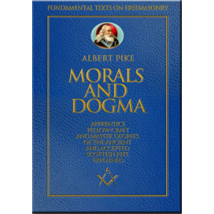 Morals And Dogma Cover