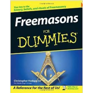 Freemasons For Dummies Cover