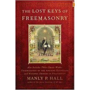 The Lost Keys Of Freemasonry Cover